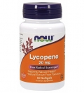 NOW FOODS LYCOPENE 20mg
