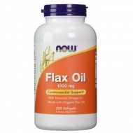 now flax oil