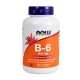 Now foods ビタミンB6 100mg 250粒入り